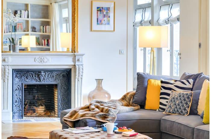 Apartment in Montaigne II, Champs-Elysées (8e) - 5
