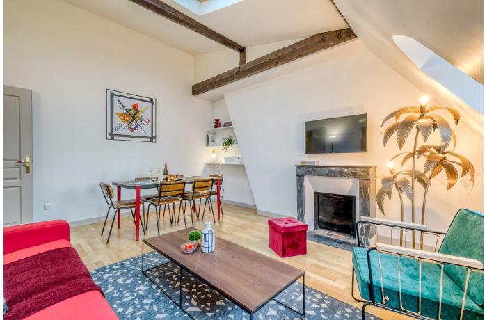 Apartment in Montaigne IV, Champs-Elysées (8e) - 4