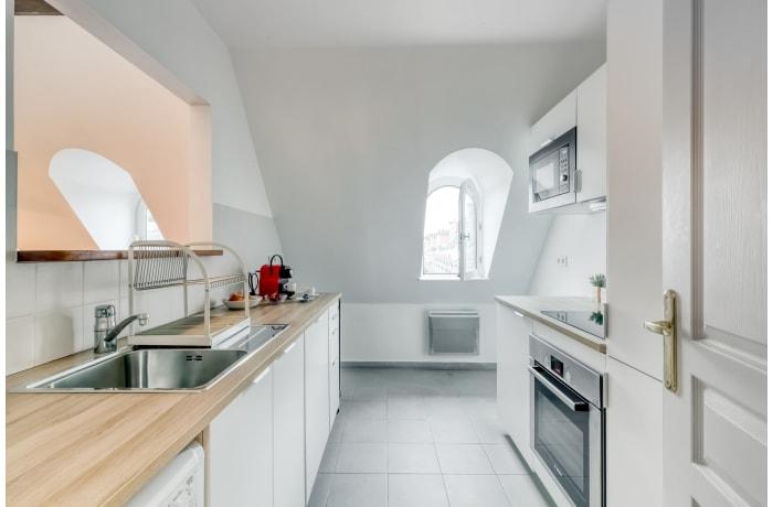 Apartment in Montaigne IV, Champs-Elysées (8e) - 9