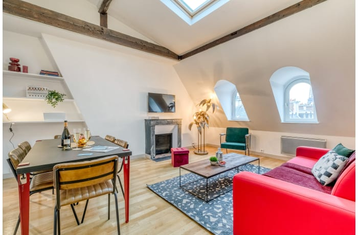 Apartment in Montaigne IV, Champs-Elysées (8e) - 3