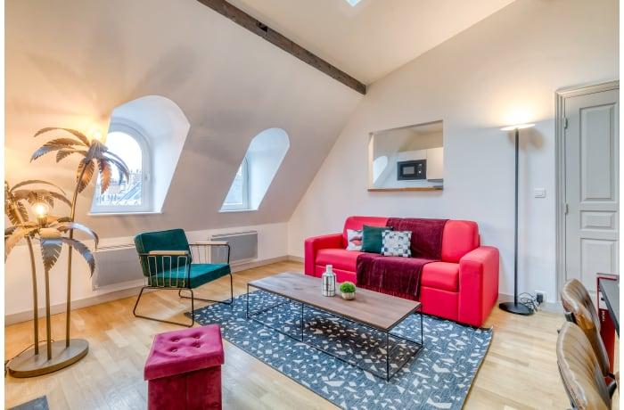 Apartment in Montaigne IV, Champs-Elysées (8e) - 1