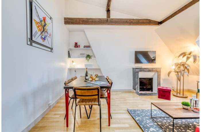 Apartment in Montaigne IV, Champs-Elysées (8e) - 6