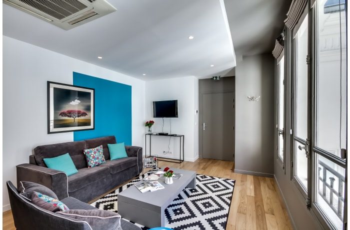 Apartment in Boetie III - Modern angle, Champs-Elysées (8e) - 1