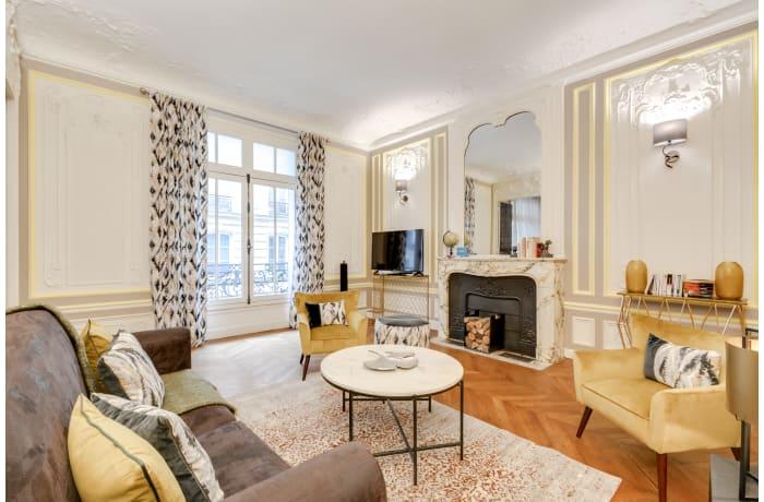 Apartment in Boetie IV, Champs-Elysées (8e) - 1