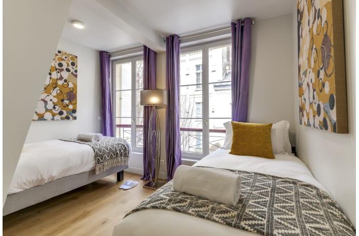Apartment in Villa Montorgueil, Opera - Grands Boulevards (10e) - 9