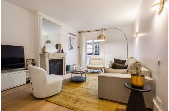 Apartment in Palais Garnier, Galeries Lafayette - Saint-Lazare (9e) - 1