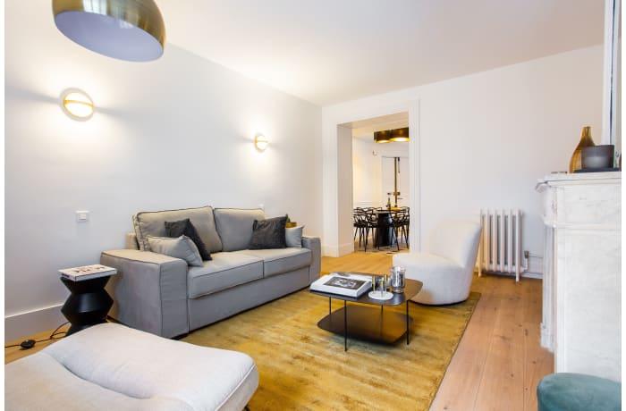 Apartment in Palais Garnier, Galeries Lafayette - Saint-Lazare (9e) - 2