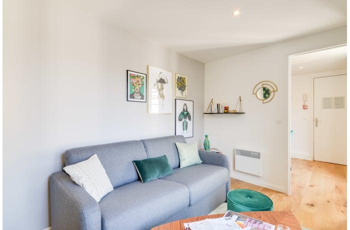 Apartment in Saint Lazare III, Galeries Lafayette - Saint-Lazare (9e) - 2