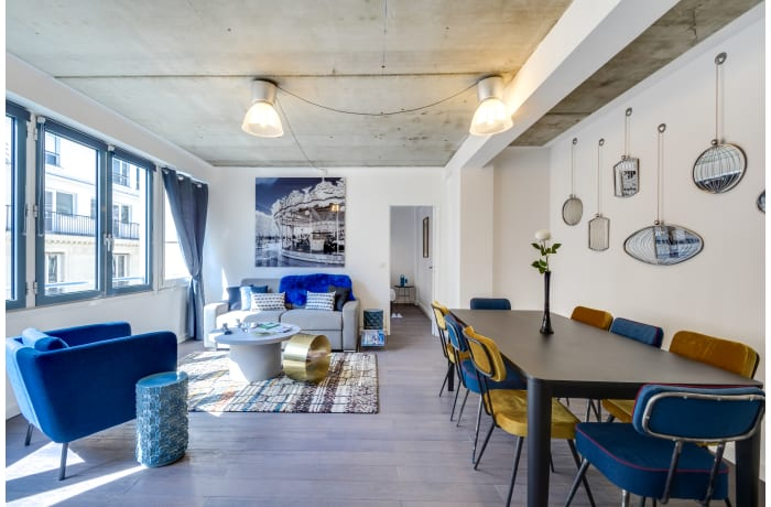 Apartment in Milan V, Galeries Lafayette - Saint-Lazare (9e) - 1