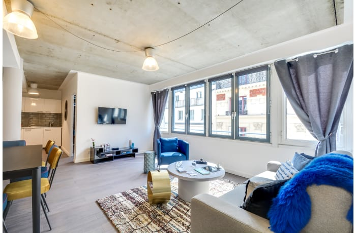 Apartment in Milan V, Galeries Lafayette - Saint-Lazare (9e) - 2