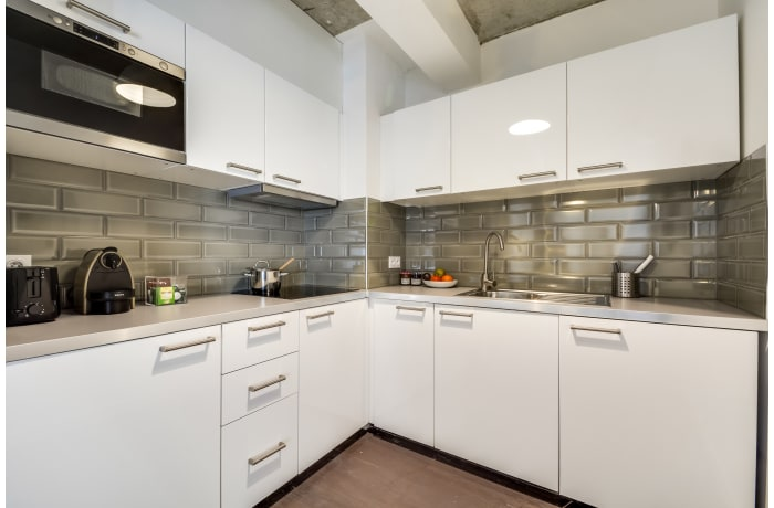 Apartment in Milan V, Galeries Lafayette - Saint-Lazare (9e) - 13