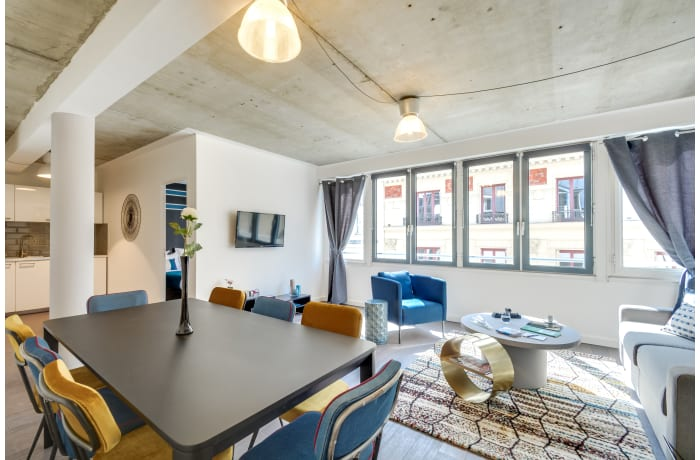 Apartment in Milan V, Galeries Lafayette - Saint-Lazare (9e) - 5
