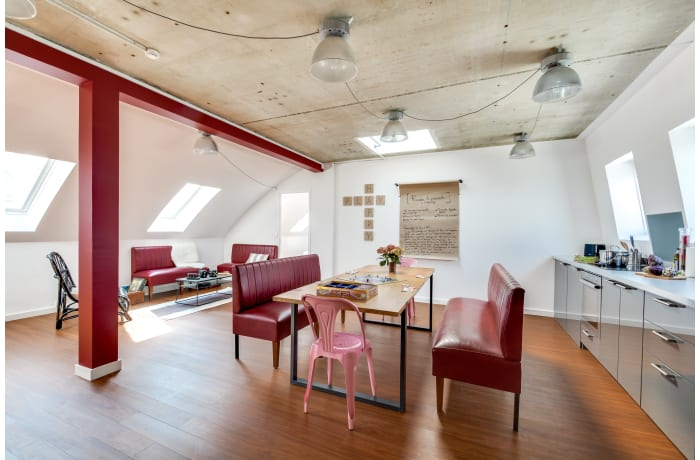 Apartment in Milan VI, Galeries Lafayette - Saint-Lazare (9e) - 19