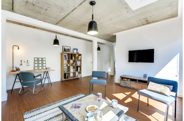 Apartment in Milan VI, Galeries Lafayette - Saint-Lazare (9e) - 9