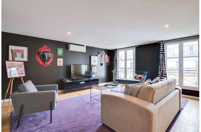 Apartment in Saint Lazare II, Galeries Lafayette - Saint-Lazare (9e) - 1