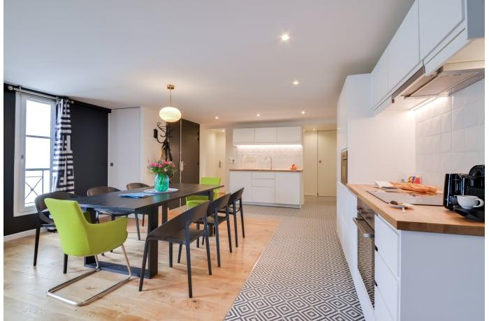 Apartment in Saint Lazare II, Galeries Lafayette - Saint-Lazare (9e) - 6