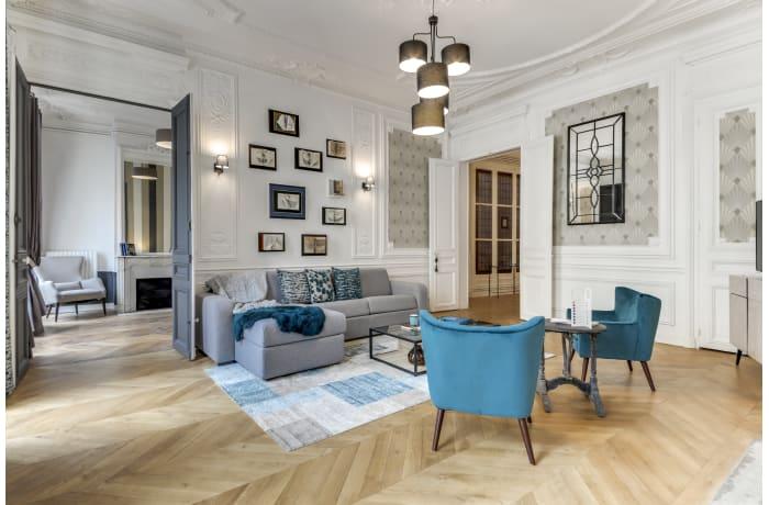 Apartment in Saint Lazare, Galeries Lafayette - Saint-Lazare (9e) - 1