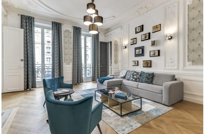 Apartment in Saint Lazare, Galeries Lafayette - Saint-Lazare (9e) - 2