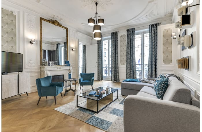 Apartment in Saint Lazare, Galeries Lafayette - Saint-Lazare (9e) - 3