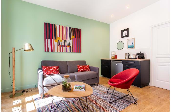 Apartment in Beauregard, Le Marais (3e) - 2