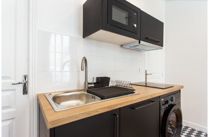 Apartment in Beauregard, Le Marais (3e) - 3