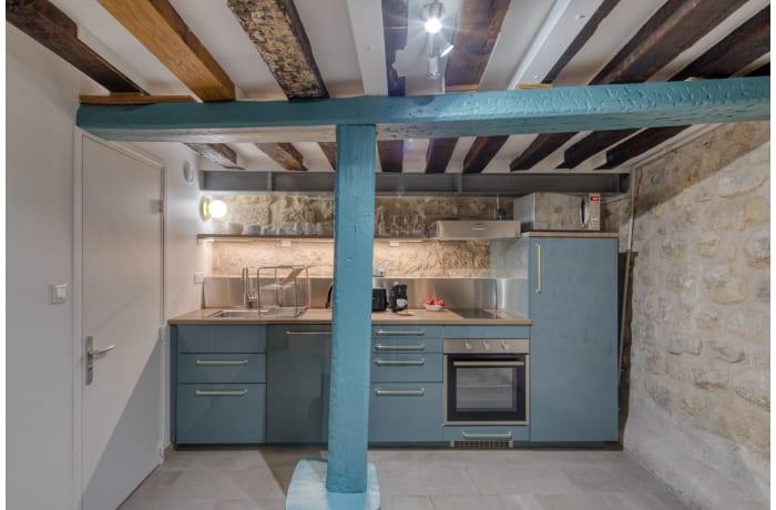 Apartment in Gravilliers, Le Marais (3e) - 8