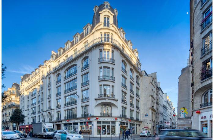 Apartment in Gravilliers, Le Marais (3e) - 0