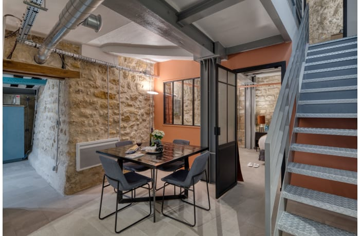 Apartment in Gravilliers, Le Marais (3e) - 3
