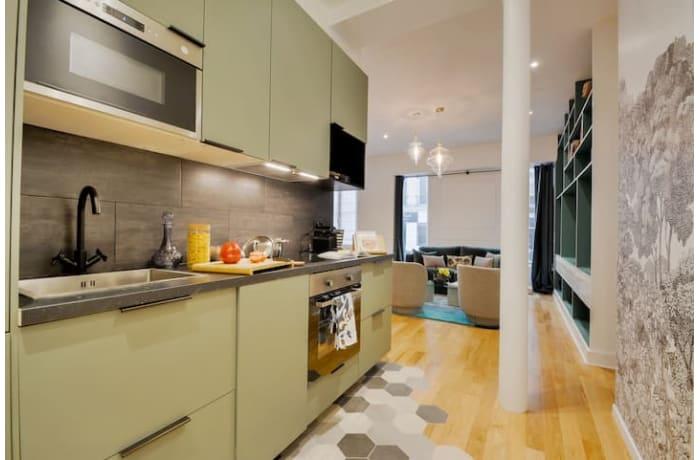 Apartment in Le Marais Extravagance, Le Marais (3e) - 10