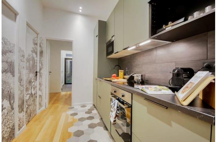 Apartment in Le Marais Extravagance, Le Marais (3e) - 11