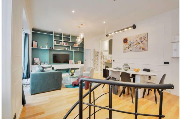 Apartment in Le Marais Extravagance, Le Marais (3e) - 4