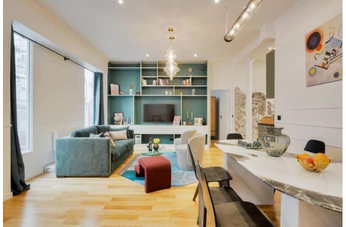 Apartment in Le Marais Extravagance, Le Marais (3e) - 2