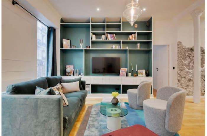 Apartment in Le Marais Extravagance, Le Marais (3e) - 27