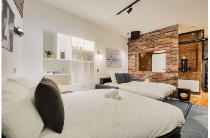 Apartment in Le Marais Extravagance, Le Marais (3e) - 19
