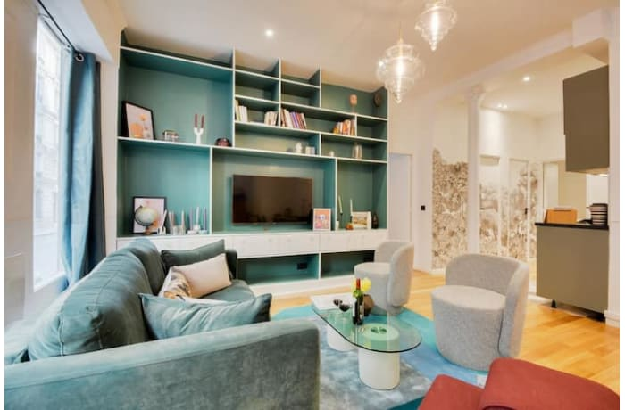 Apartment in Le Marais Extravagance, Le Marais (3e) - 1
