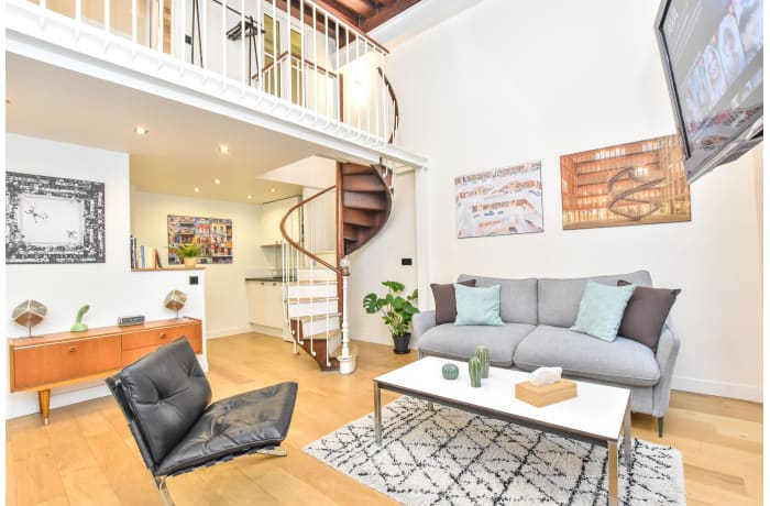 Apartment in Temple, Le Marais (3e) - 2