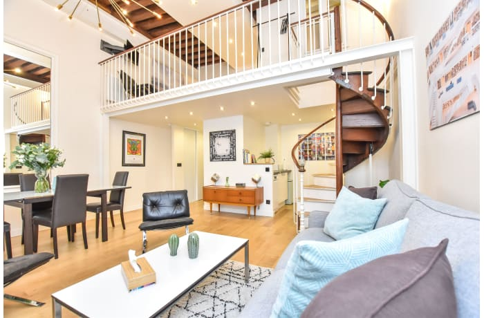 Apartment in Temple, Le Marais (3e) - 1