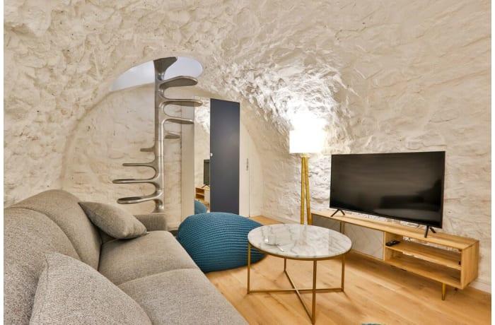 Apartment in Tournelles, Le Marais (3e) - 16
