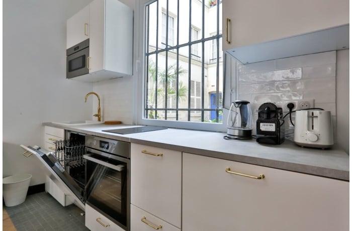 Apartment in Tournelles, Le Marais (3e) - 9