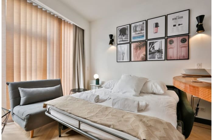 Apartment in Tournelles, Le Marais (3e) - 11