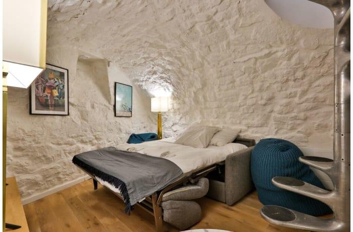 Apartment in Tournelles, Le Marais (3e) - 19