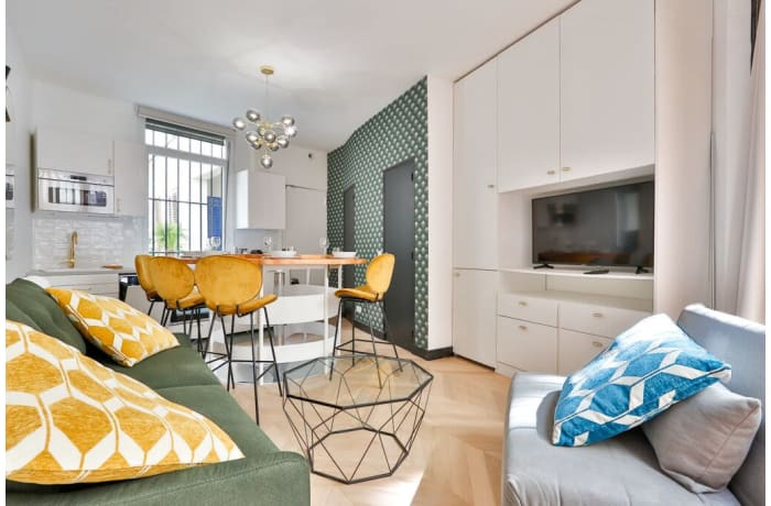 Apartment in Tournelles, Le Marais (3e) - 1