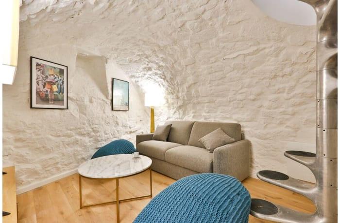 Apartment in Tournelles, Le Marais (3e) - 17