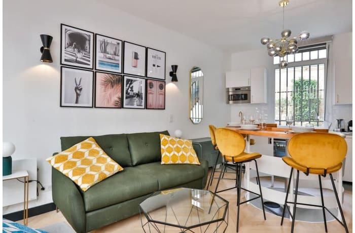 Apartment in Tournelles, Le Marais (3e) - 2