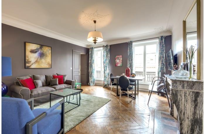 Apartment in Rivoli II, Le Marais (3e) - 1