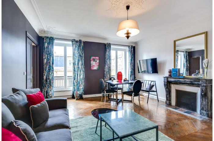 Apartment in Rivoli II, Le Marais (3e) - 2