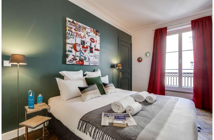 Apartment in Rivoli II, Le Marais (3e) - 11