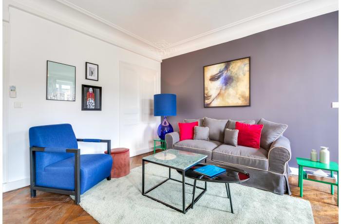 Apartment in Rivoli II, Le Marais (3e) - 4