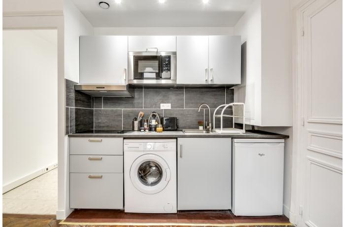 Apartment in Rivoli II, Le Marais (3e) - 5
