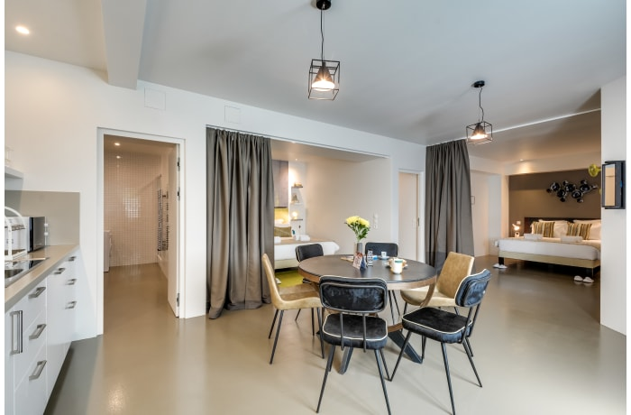 Apartment in Temple I, Le Marais (3e) - 3